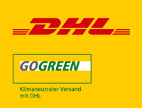 Shipping with DHL GoGreen